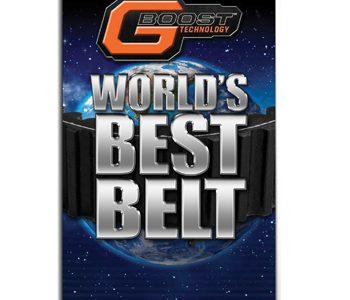 Drive Belt Break-In Procedure