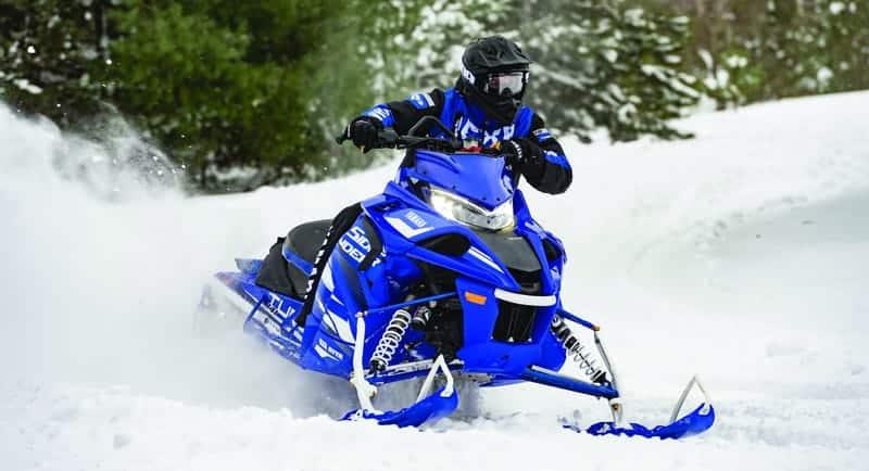 2019 Yamaha Sidewinder XTX
