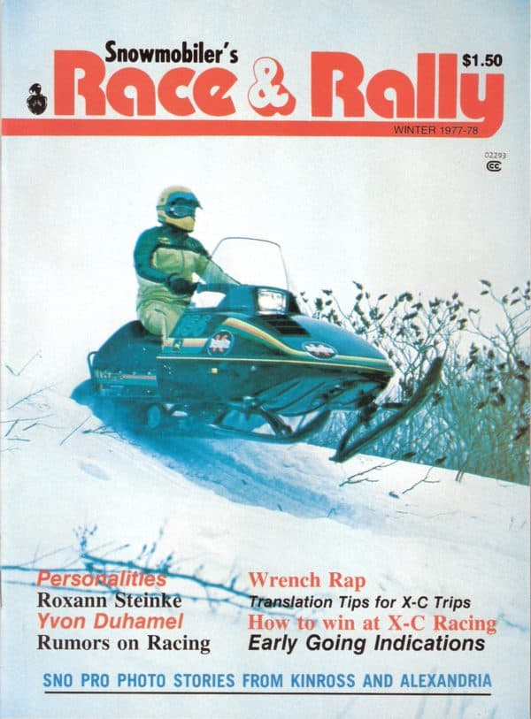 Race & Rally Winter 1977-78