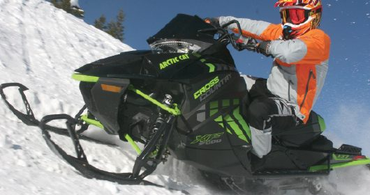 2017 Arctic Cat XF Cross Country Limited