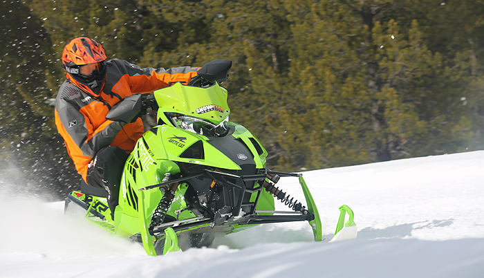 2022 Arctic Cat ZR 8000 RR 137""