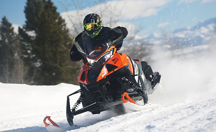 2022 Arctic Cat ZR 8000 LTD 137