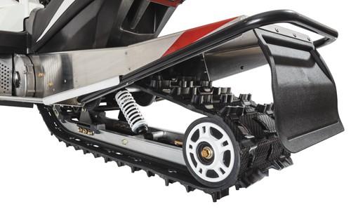Arctic Cat ZR 200 and Yamaha Sno Scoot