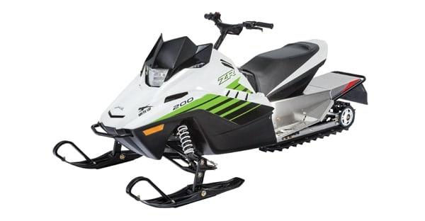 2018 Arctic Cat ZR 200