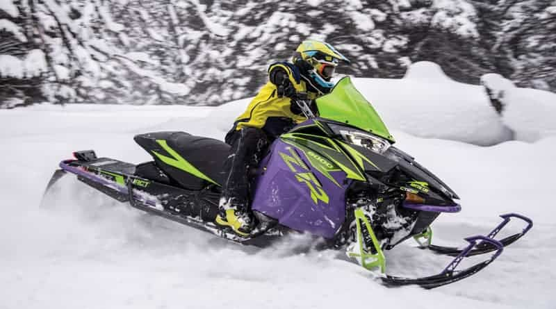 2019 Arctic Cat ZR8000