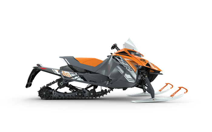 2022 Arctic Cat ZR 8000 LTD