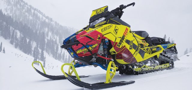 Polaris PRO-RMK 850 163″ Project Sled