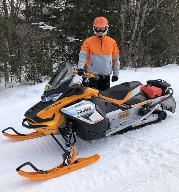 2019 Ski-Doo Renegade XRS 900 ACE Turbo