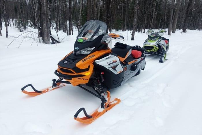 2019 Ski-Doo Renegade XRS 900 ACE Turbo