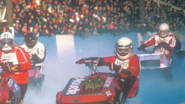 "1973 Alouette Super – ""Villeneuve Magic"" is Born"