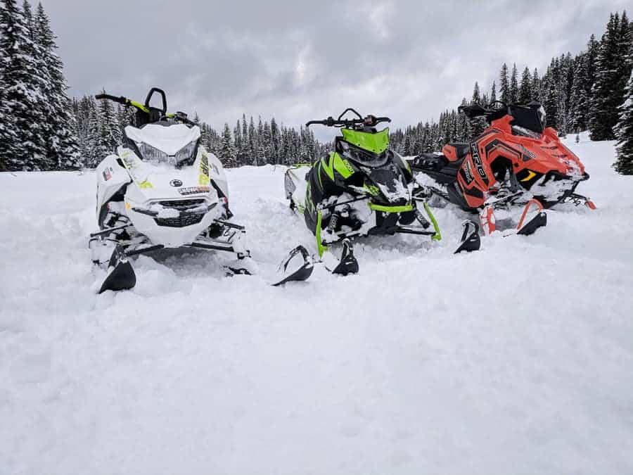 "2018 Ski-Doo Freeride 850 165"" 3"""
