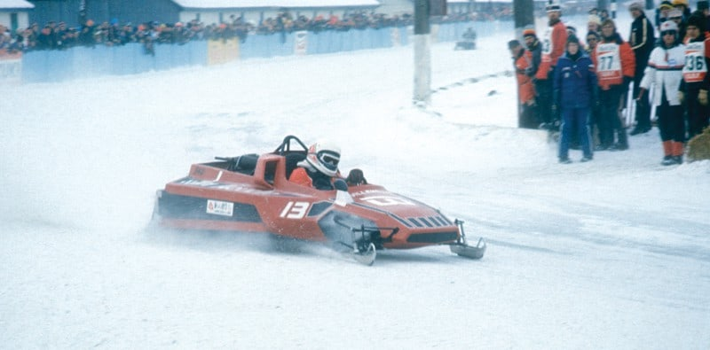 1981 Ski-Doo Twin Track: The Snowmobile that Forever Changed