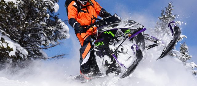 2019 Arctic Cat M8000 Mountain Cat ALPHA ONE – First Ride!