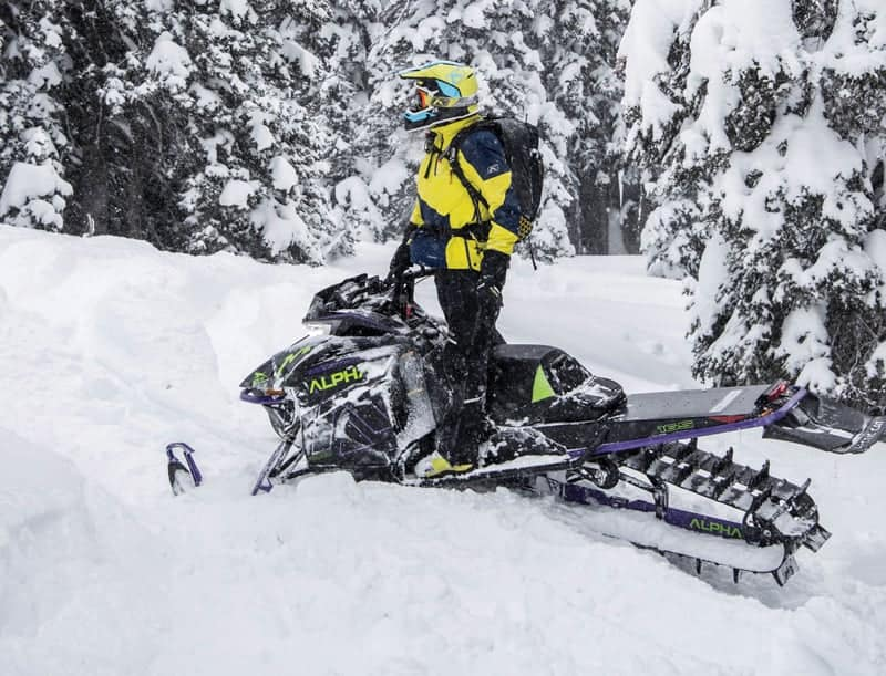 2019 Arctic Cat ALPHA ONE M 8000