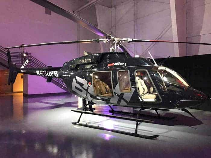 Textron Arctic Cat Bell Helicopter