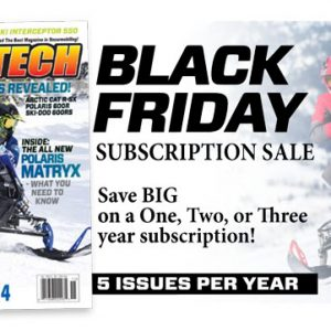 SnowTech Magazine subscription black friday sale