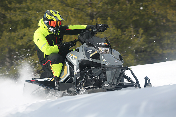 2022 Arctic Cat BLAST XR 4000