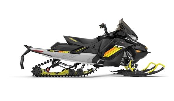 2019 Ski-Doo MX Z Blizzard and 2019 Ski-Doo MX Z TNT