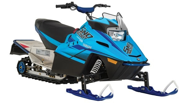 2020 Yamaha Sno Scoot