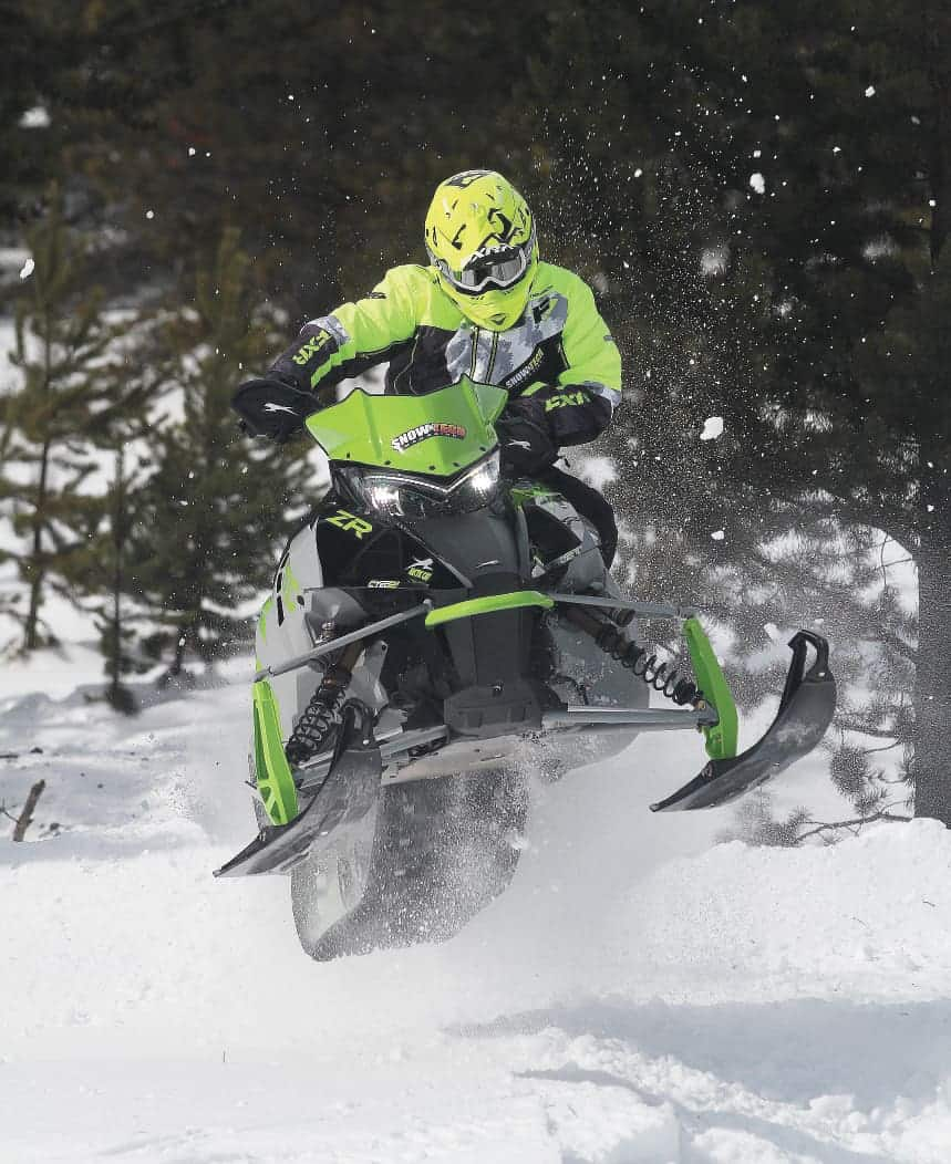 Arctic Cat C-TEC2 800