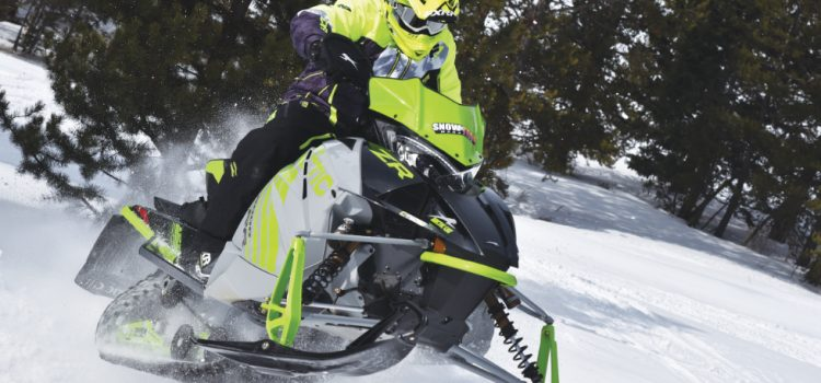 Arctic Cat C-TEC2 800 With Dual Stage Injection