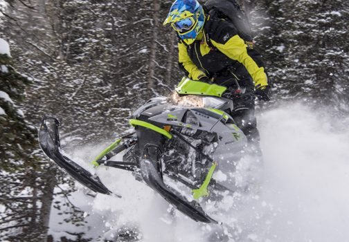 "2018 Arctic Cat M 8000 Sno Pro ""Early Release"" – FIRST RIDE!"