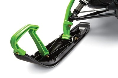 2019 Arctic Cat Proclimb 7 Skis