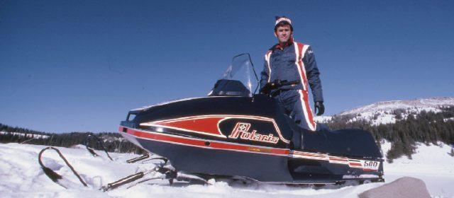 Vintage Snowmobile Special: 1979 POLARIS  CENTURION