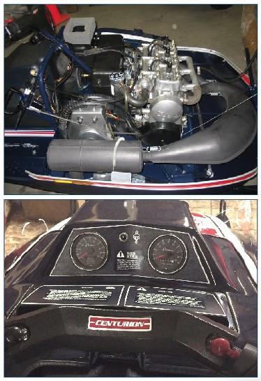 1979 Polaris Centurion