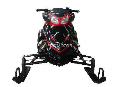 Chinese Snowmobiles