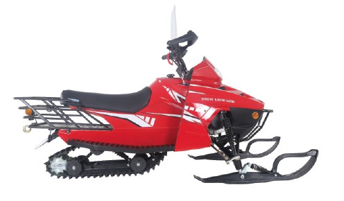 chinese snowmobile