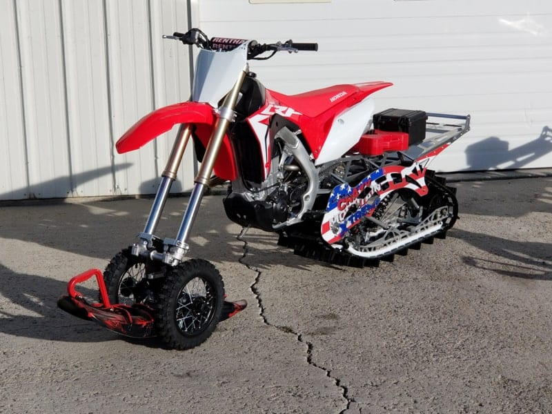 Crazy Mountain Xtreme Bike Kit