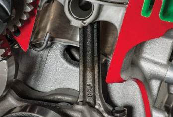 Genesis 998 Turbo Connecting Rod