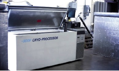 Cryogenic Processing