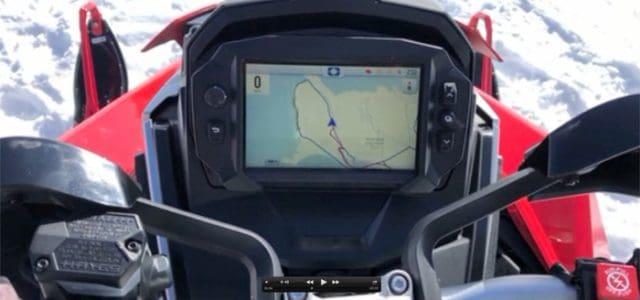 2021 Polaris 7S Touch Screen Display