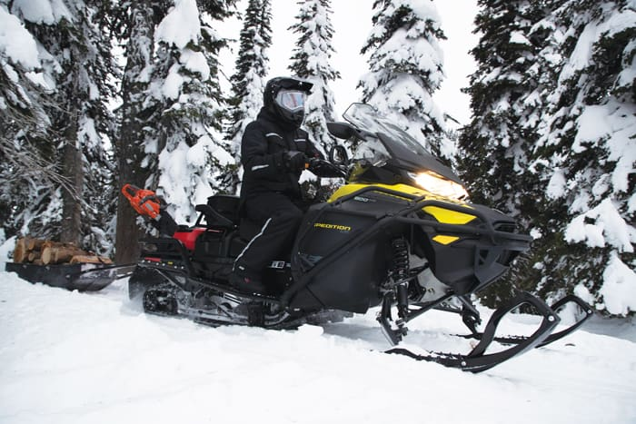 2020 Ski-Doo Expedition LE