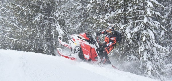 Summit X with Expert package 2020 Ski-Doo