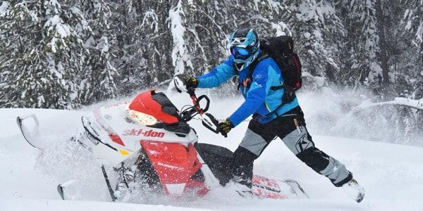 Summit Expert Ski-Doo