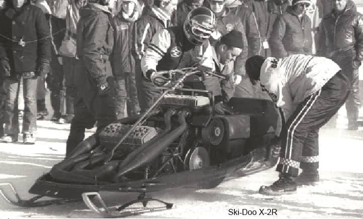 Ski-Doo X-2R