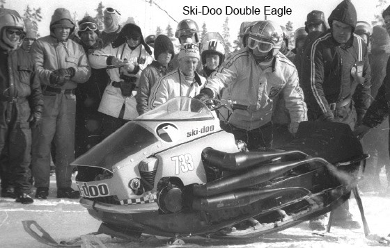 Ski-Doo Flying Eagle