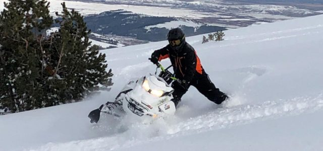 "First impression: Production 2018 Ski-Doo Freeride 850 165"" 3"""