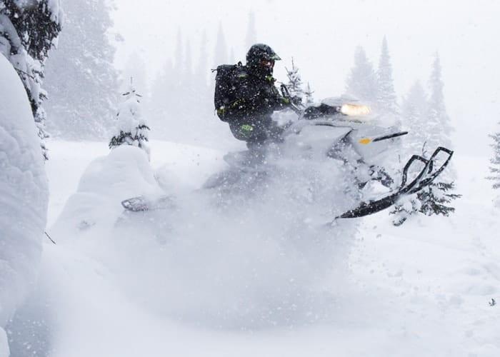 2018 Ski-Doo Freeride
