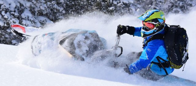 Video: 2019 Ski-Doo Freeride 850 E-TEC 165″ – Break in ride, Day 1
