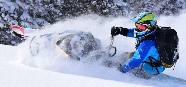 Video: 2019 Ski-Doo Freeride 850 E-TEC 165″ – Break in ride, Day 1