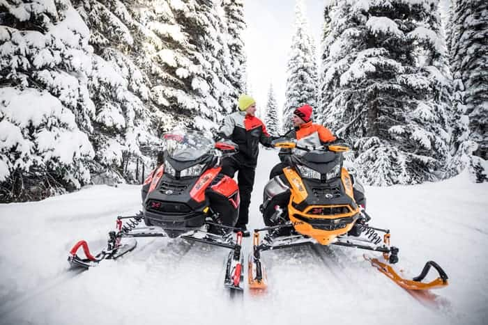 2019 Ski-Doo: Two New Engines & More Gen4 Models: SnowTech