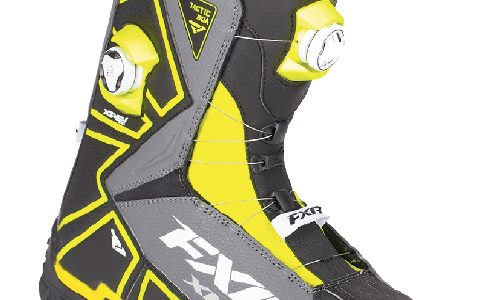 FXR Redesigns  Tactic Boot for 2018