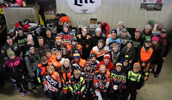 FXR LEARN 2 RIDE CLINIC BRINGS STUDENTS AND PRO-RACERS TOGETHER