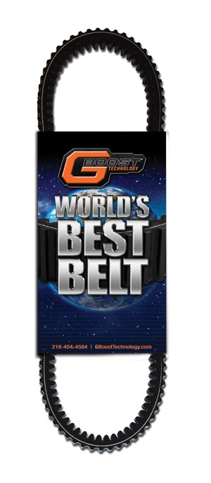 GBoost Belts Worlds Best Belt