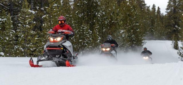 Ski-Doo Launches Program to Support Grassroots Efforts: Ski-Doo Snow PASS