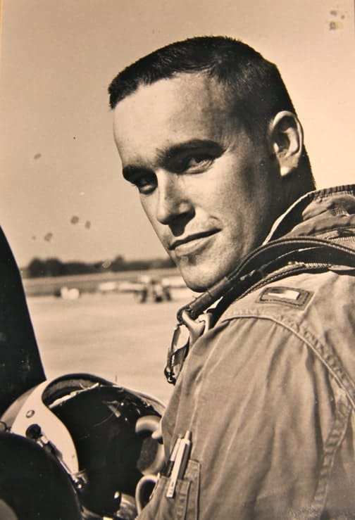 Col. Jerry Driscoll USAF